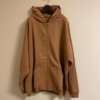 フィアオブゴッド(FEAR OF GOD)のfear of god 6th everyday full zip hoodie(パーカー)