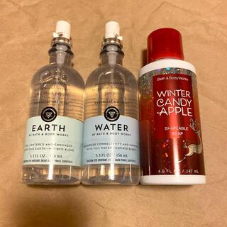 バスアンドボディーワークス(Bath & Body Works)のbath & body works ピローミスト フレグランス ミスト ソープ(香水(女性用))
