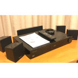 パイオニア(Pioneer)のパイオニア Bluetoothレシーバー Blu-ray内蔵AVアンプ(アンプ)