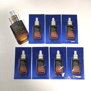 エスティローダー(Estee Lauder)のエスティローダー アドバンスナイトリペアSMRコンプレックス サンプル 7個(美容液)