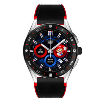 タグホイヤー(TAG Heuer)のタグホイヤー マリオ コネクテッド 時計 新品未使用(腕時計(デジタル))