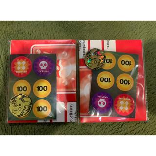 ポケモン(ポケモン)のファミリーポケカ付属品2個セット(シングルカード)