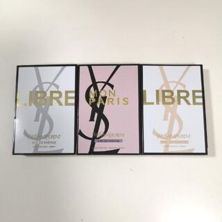 イヴサンローランボーテ(Yves Saint Laurent Beaute)の【新品 非売品】イブサンローラン  モンパリ リブレ オーデパルファム セット(香水(女性用))