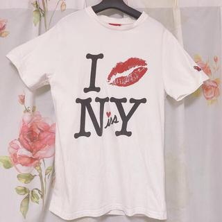トリプルエー(AAA)のNissy 西島隆弘 グッズ Tシャツ (Tシャツ(半袖/袖なし))