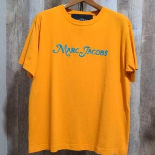 マークジェイコブス(MARC JACOBS)のMARC JACOBS ロゴTシャツ Mサイズ(Tシャツ/カットソー(半袖/袖なし))