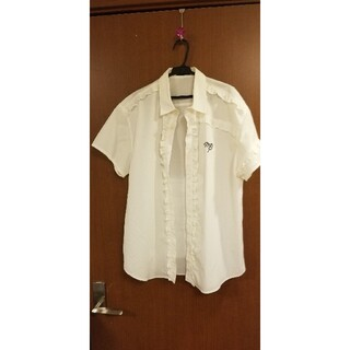 ミルクボーイ(MILKBOY)のMILKBOY ホワイトシャツ(シャツ)
