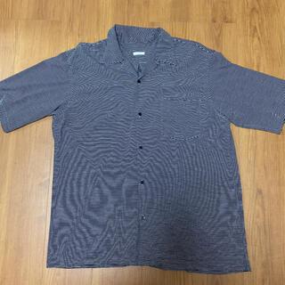 コモリ(COMOLI)のコモリ(COMOLI) オープンカラー シャツ(シャツ)