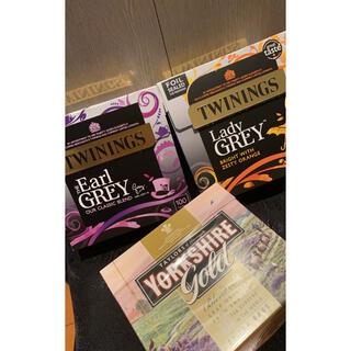 イギリス購入 日本未入荷 Twinings アールグレイ レディグレイ オレンジ(茶)