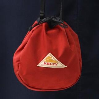 ケルティ(KELTY)のジャッキーさま専用 KELTY☆巾着ショルダーバッグ(ショルダーバッグ)