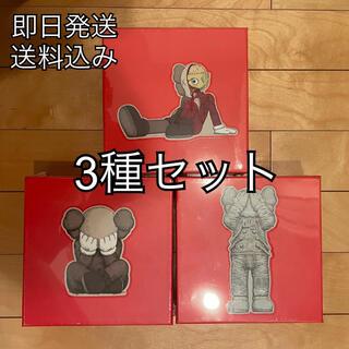 メディコムトイ(MEDICOM TOY)のKaws Tokyo First kaws puzzle パズル 3種セット (その他)
