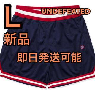 アンディフィーテッド(UNDEFEATED)の【新品】UNDEFEATED アンディフィーテッド バスケットパンツ バスパン(ショートパンツ)