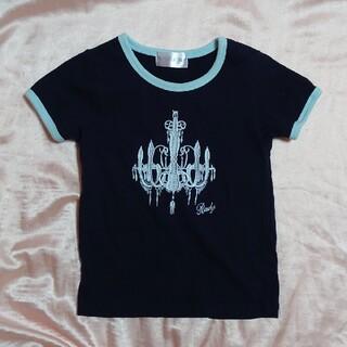 レディー(Rady)のちびRady シャンデリアTシャツ 100(Tシャツ/カットソー)