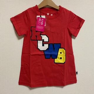 ロデオクラウンズワイドボウル(RODEO CROWNS WIDE BOWL)のTシャツ 半袖 RCWB キッズ トップス カットソー(Tシャツ/カットソー)