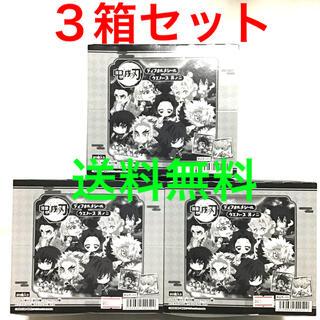バンダイ(BANDAI)の3箱 鬼滅の刃 ディフォルメシールウエハース 其ノニ 3BOX(菓子/デザート)