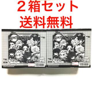 バンダイ(BANDAI)の2箱 鬼滅の刃 ディフォルメシールウエハース 其ノニ 2BOX(菓子/デザート)