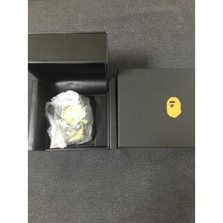 アベイシングエイプ(A BATHING APE)のA BATHING APE × G-SHOCK 25周年記念モデル 新品未使用(腕時計(デジタル))