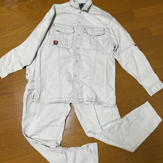 バートル(BURTLE)のBURTLE 作業服 上下 L(ワークパンツ/カーゴパンツ)