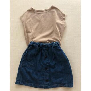 ドアーズ(DOORS / URBAN RESEARCH)のTシャツ♡スカート(Tシャツ/カットソー)