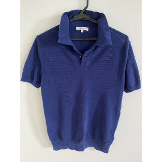 グローバルワーク(GLOBAL WORK)のGLOBAL WORK ポロシャツ メンズ Mサイズ(ポロシャツ)