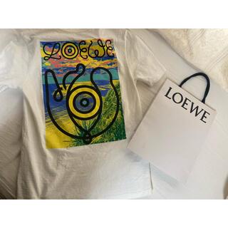 ロエベ(LOEWE)のloewe eye tシャツ ロエベ(Tシャツ(半袖/袖なし))