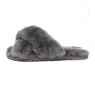 エミュー(EMU)のエミュ サンダル 24 レディース美品  -(サンダル)