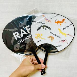 【rionaさん専用】RAFちゃんねる団扇1枚(うちわ)