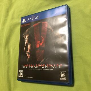 プレイステーション4(PlayStation4)のメタルギア ソリッド V ファントムペイン PS4(家庭用ゲームソフト)