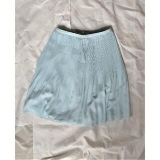ハロッズ(Harrods)のHarrods ハロッズ マイクロプリーツスカート 2rline0729(ひざ丈スカート)
