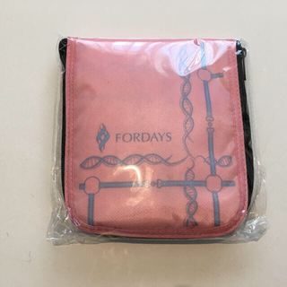 フォーデイズ エコバッグ 折りたたみ 新品未使用(エコバッグ)