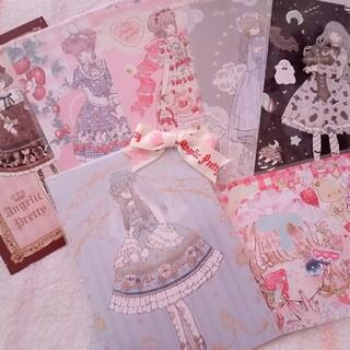 アンジェリックプリティー(Angelic Pretty)のAngelic Pretty ポストカード 今井キラ +オマケ(写真/ポストカード)