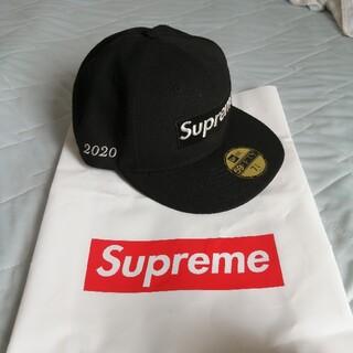 シュプリーム(Supreme)のSupreme $1M Metallic Box Logo NEW ERA (キャップ)
