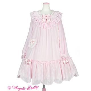 アンジェリックプリティー(Angelic Pretty)のDreamy Negligee ワンピース お姫様ワンピース 未使用(ひざ丈ワンピース)