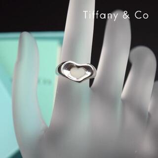 ティファニー(Tiffany & Co.)の《最終値》Tiffany & Co ペレッティ ハート 指輪 SV925 8号(イヤリング)