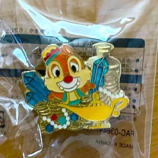 チップアンドデール(チップ&デール)の☆ディズニー デール ピンバッジ 非売品 新品未使用☆(バッジ/ピンバッジ)