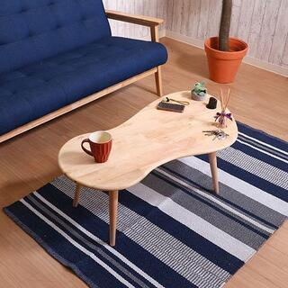 センターテーブル リビング 便利 テーブル(ローテーブル)