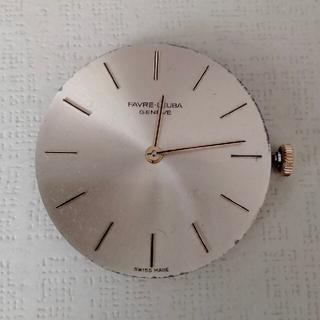 ファーブルーバー手巻きムーブメント(腕時計(アナログ))