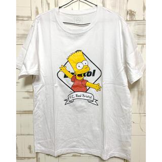 ソフ(SOPH)のSOPH Bristol simpsons コラボ メンズ Tシャツ(Tシャツ/カットソー(半袖/袖なし))