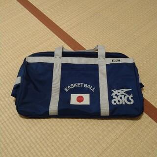 アシックス(asics)の日本代表 バスケット ボストンバッグ(ボストンバッグ)