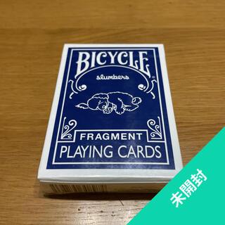 フラグメント(FRAGMENT)のFRAGMENT (THE CONVENI)  トランプ BICYCLE(トランプ/UNO)