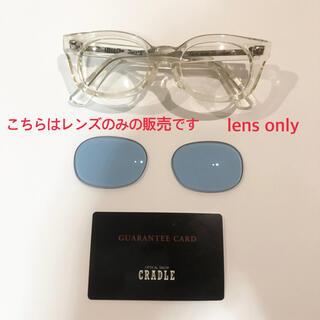 エフェクター(EFFECTOR)のエフェクター カラーレンズ 定価以下 FUZZ S メガネ 眼鏡 サングラス(サングラス/メガネ)