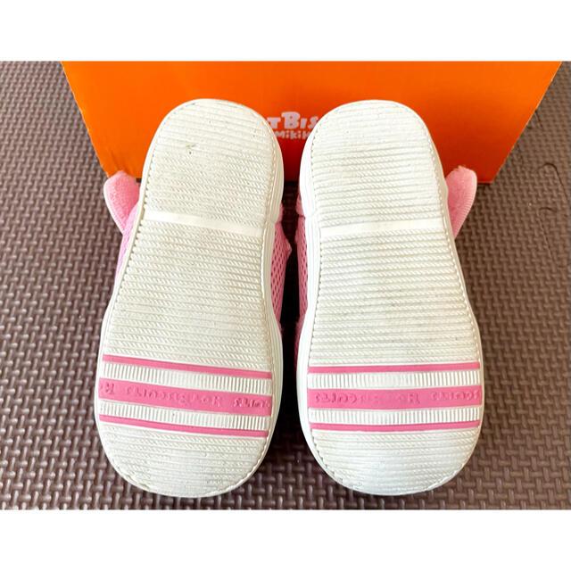HOT BISCUITS(ホットビスケッツ)のホットビスケッツ サンダル 13cm キッズ/ベビー/マタニティのベビー靴/シューズ(~14cm)(サンダル)の商品写真