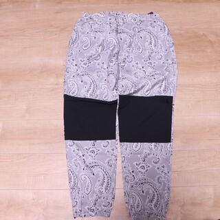 Paisley Print Mountain Wind Pants(ワークパンツ/カーゴパンツ)