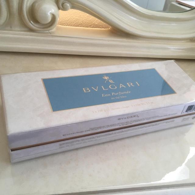BVLGARI(ブルガリ)のブルガリ 石鹸 コスメ/美容のボディケア(ボディソープ / 石鹸)の商品写真