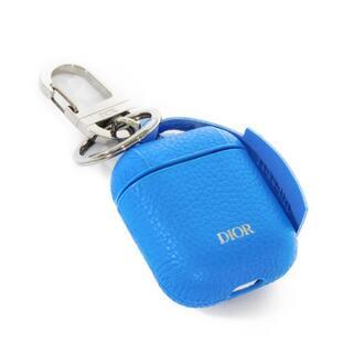 ディオール(Dior)のディオール Airpods ケース エアポッズ ブルー  2PUKH190YUZ(その他)