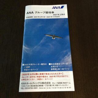 エーエヌエー(ゼンニッポンクウユ)(ANA(全日本空輸))のANA グループ優待券(ショッピング)