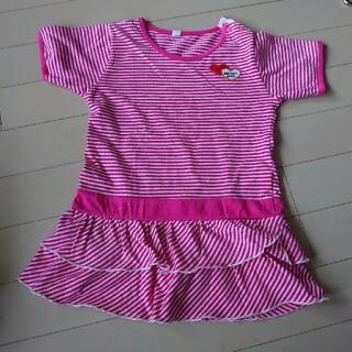 ニシマツヤ(西松屋)の子供ワンピース100サイズ(ワンピース)