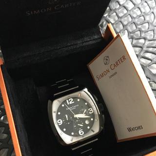 サイモンカーター(SIMON CARTER)のサイモンカーター 時計(腕時計(アナログ))