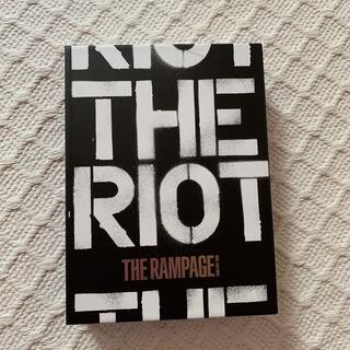 ザランページ(THE RAMPAGE)のTHE RIOT(DVD2枚付)(ポップス/ロック(邦楽))