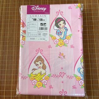 ディズニー(Disney)のディズニープリンセスカーテン(カーテン)