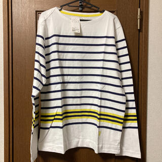 コーエン(coen)のcoen ボーダーロンT2枚セット(Tシャツ/カットソー(七分/長袖))